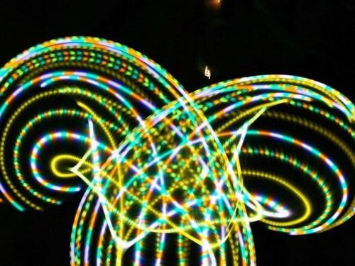 yellow led hoop, hula hoop, festival, sacred geometry, bassnectar, hula hoop spinning, festival gear, flow toys, moodhoops, led hoop, hoop flow, future hoop, light show, psychedelic hula hoop, custom hula hoop, cheap led hoop, best led hoop