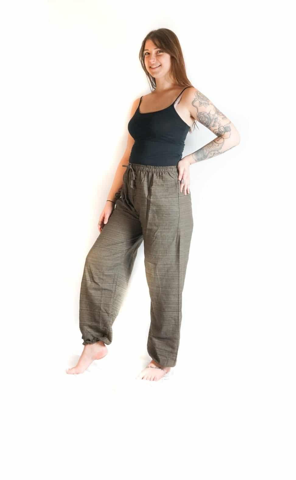 yoga pants streetwear woman boho music festival rave oversize pants hippie Harem pants women harem festival pants pants woman camo
