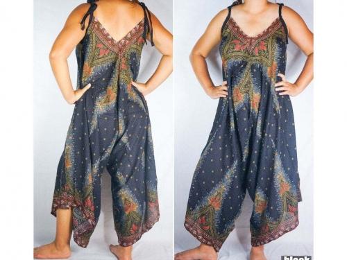 hippie dress, Boho Jumpsuit, Boho Clothing, Swimsuit Cover Up, Wide Leg Jumpsuit, Summer Jumpsuit, Hippie Jumpsuit, Gypsy Jumpsuit, Women's Jumpsuit, jumpsuit romper