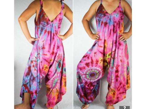 tie die romper, hippie dress, Boho Jumpsuit, Boho Clothing, Swimsuit Cover Up, Wide Leg Jumpsuit, Summer Jumpsuit, Hippie Jumpsuit, Gypsy Jumpsuit, Women's Jumpsuit, jumpsuit romper