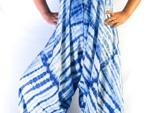 hippie dress, jumpsuit romper, Tie Dye Hippie Jumpsuits Rompers Pants, Hippie Dress, Wide Legs Jumpsuits, Festival Clothings, Summer Clothing, Harem Dress, Beach Wear
