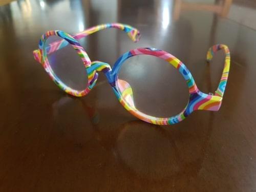 diffraction glasses, kaleidoscope glasses, rainbow glasses, color diffraction lenses, music festival glasses, rave glasses, light show glasses, cheap diffraction glasses