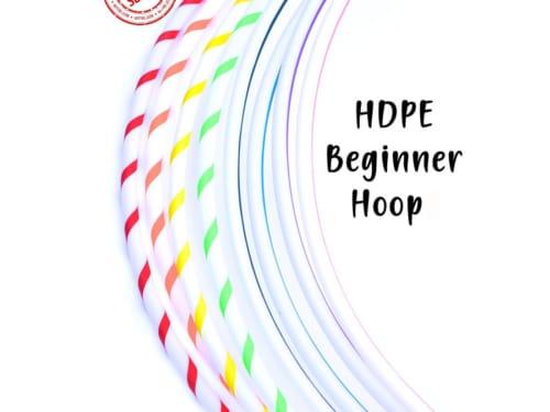 beginner hdpe hula hoop