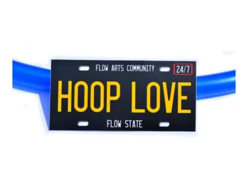 hula hoop sticker